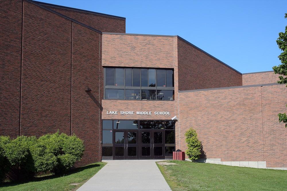 Lake shore middle school home