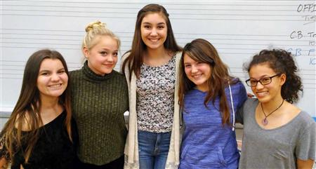 Students Honored for Musical Talent