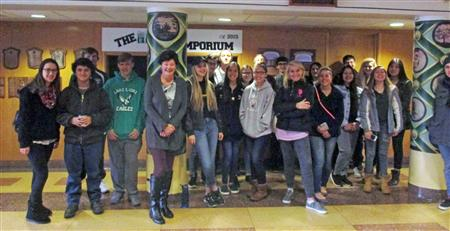 Sociology Class Takes Informative Trip