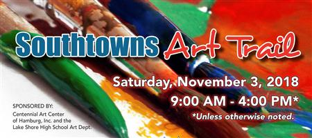 Southtowns Art Trail Poster