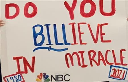 do you believe in miracles sign