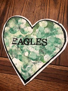 Eagles heart