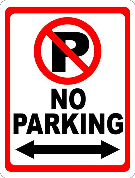Parking Restrictions on Eagle Drive