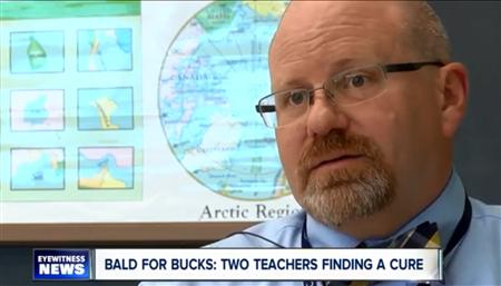 Two High School Teachers Featured on WKBW Channel 7
