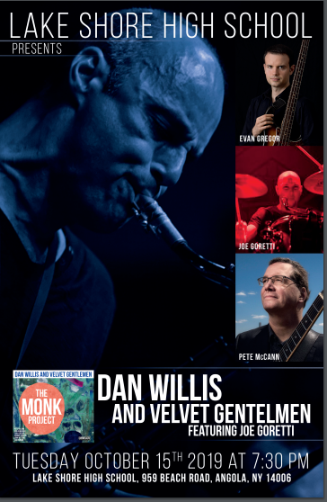 LS Grad Dan Willis Concert