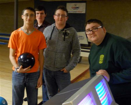 Lake Shore Freshman Academy  Launches Bowling Program