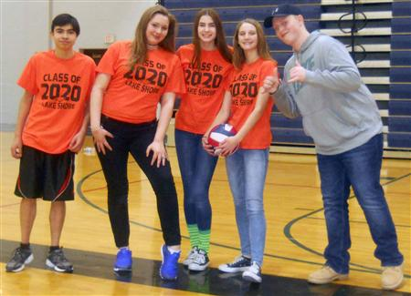 Freshman Academy Hosts March Madness Fun Night