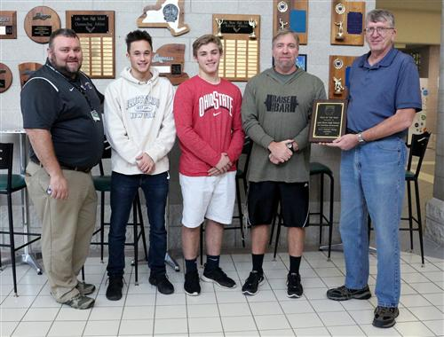 Boys Volleyball Team Brings Home Honors
