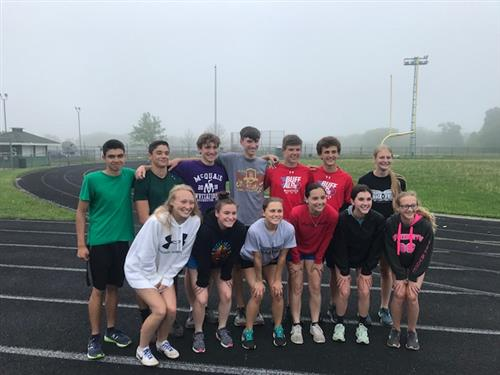 Track Sectionals 2019
