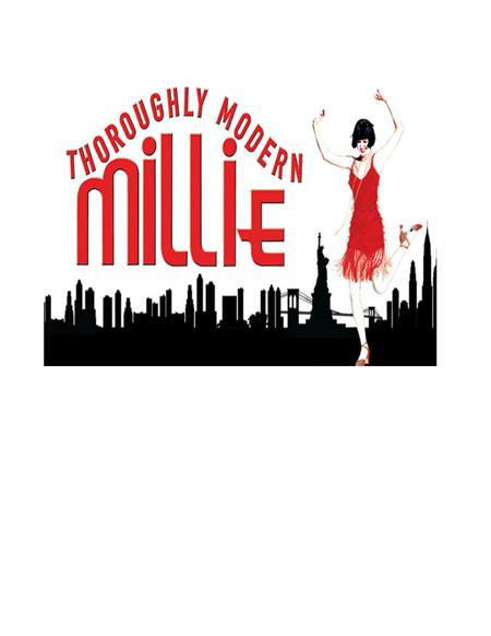 "Lake Shore High School presents....""Thoroughly Modern Millie"""