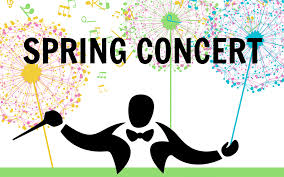 High School Spring Concert - May 30th @ 7:00 pm